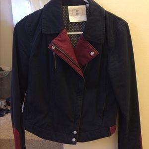 Anthropologie Hei Hei Moto Jacket